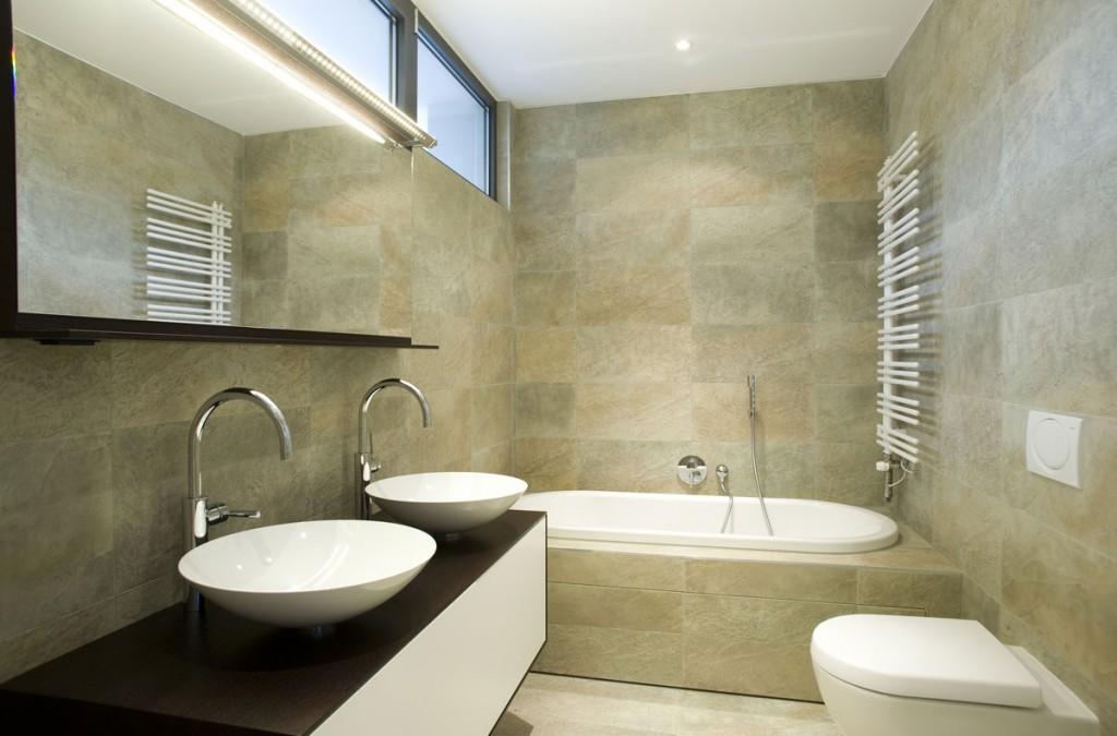 Natuursteen Badkamers in Assen | Natuursteen Assen