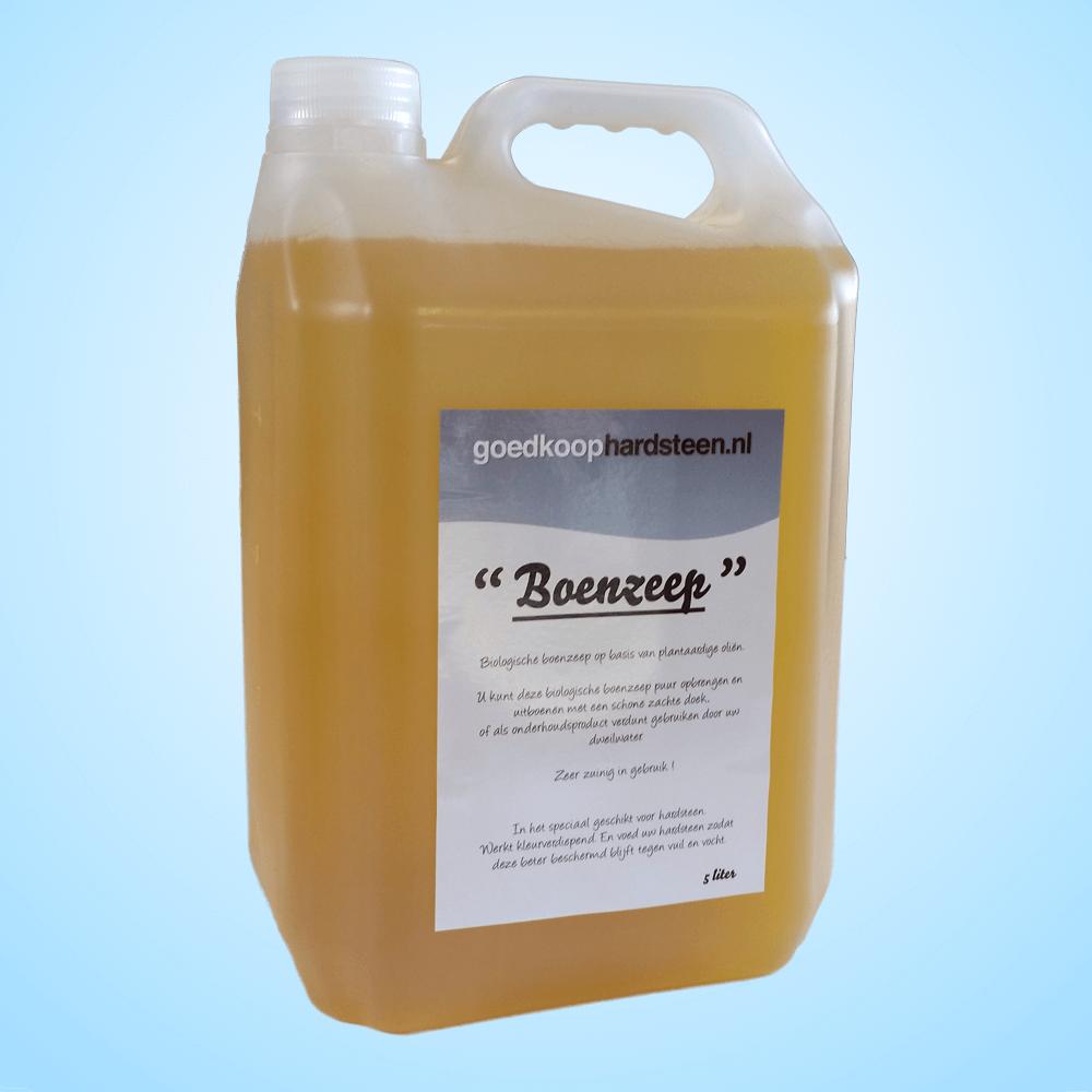 Boenzeep (5 liter) Bescherm en onderhoud natuursteen