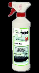 R189 kalk ex flacon met sproeikop, deel van ons niet product, de HMK M585