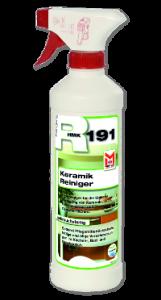 R191 keramiek reiniger met sproeikop, onderdeel van ons nieuw product, de HMK M585