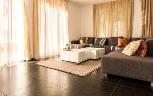Door het impregneren van graniet blijft een vloer langer mooi.