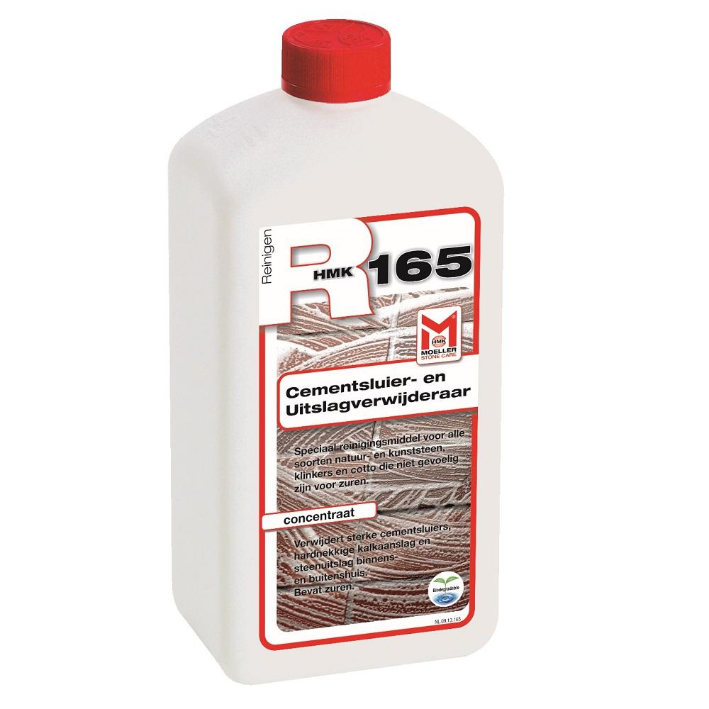 HMK R165 cementsluier- en uitslagverwijderaar van moeller voor het reinigen van poreuze keramische tegels