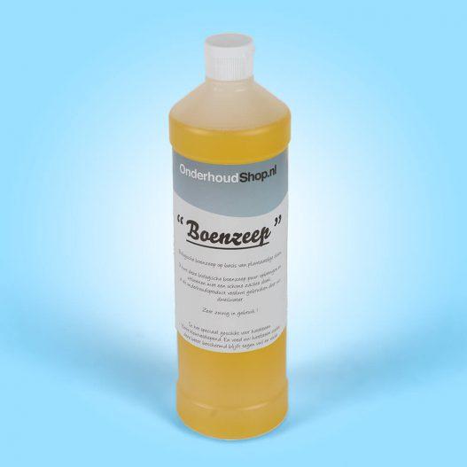 Boenzeep (1 liter), een voedende zeep voor kleine poreuze oppervlakken.